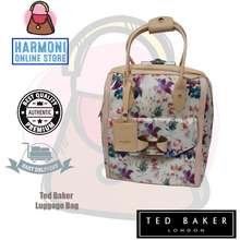 Ted Baker Travelling Luggage Bag