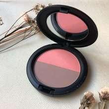 M.A.C Cosmetics Kabuki Magic Today We Live Powder Blush Duo