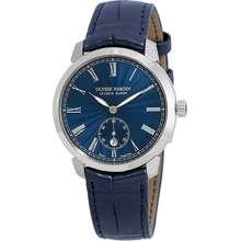 Ulysse Nardin Classico Automatic Blue Dial Mens Watch 3203 136 2/E3