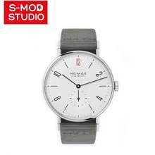NOMOS S-Mod Minimal Series Automatic Watch Bauhaus Design