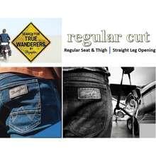 Wrangler Jeans Men/Ladies Quality Denim Straight/Regular Cut