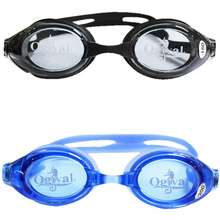 Ogival Adult Optical Swimming Goggles With Anti-Fog Uv Protection (Myopia Degree)