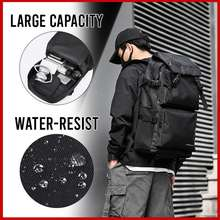 Werocker Sifubeg The Evolution Backpack 8053 (Black) Beg Melancong Beg Balik Kampung Murah Beg Laptop Murah Beg Galas