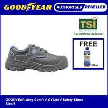 Goodyear Wing Comfi V-Gy3301V Safety Shoes Uk Size:9