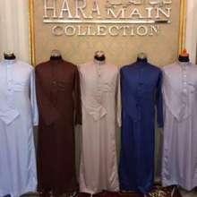Al-HARAMAIN Jubah Plain Colours