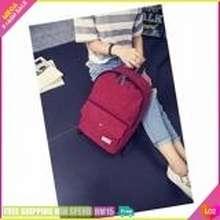 korean bag (Best Offer)Fashion Korean Backpack For Women/Men (Red)