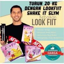 Dherbs [Fast Delivery] Flush 4 Fiit , L@@K F||T Shake It Slim Produk Kurus