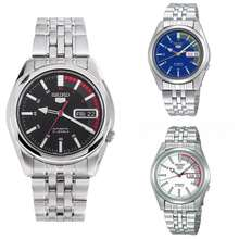 Seiko Made In Japan 5 Sports Automatic Snk375J1 Men'S Watch