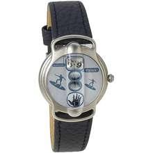 Body Glove Men'S Stainless Steel Watch Bg001Lightblue (Light Blue)