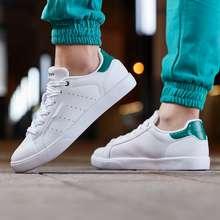 Xtep Men'S Casual Shoes Low Tops Wear-Resistant Kasut Lelaki Little White Shoes Ss-6172