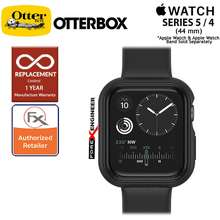 OtterBox Exo Edge For Apple Watch Series Se / 6 / 5 / 4 ( 44Mm ) - Black Color ( Barcode : 660543523871 )