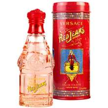 Versace Red Jeans Women 75Ml New In Box Unit (Edt)