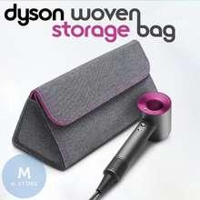 Dyson [Rdystk]Original Woven Bag For Super Sonic Hair Dryer/Airwrap Storage Denim