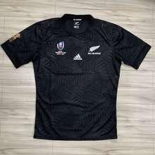 adidas Original All Blacks Rwc19 Y-3 Home Rugby Jersey (AB RWC19 home, Size JXO = size M)