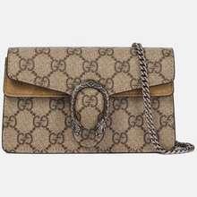 Gucci Dionysus GG Supreme Super Mini crossbody bag