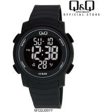 CITIZEN Q&Q Japan By Citizen Men'S Plastic Digital Watch M122