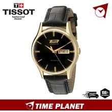 TISSOT Visodate Automatic Gold Pvd Men'S Watch T0194303605101