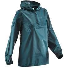 Decathlon Hiking/Trekking Rain Jacket Women (Breathable) - Quechua