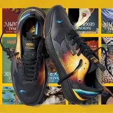 Vans ‼️Readystock‼️💯Originals💯 X National Geographic Ultrarange Exo Shoes