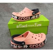 Crocs Crocband Bayaband Clog Peach Colour (New Arrival)