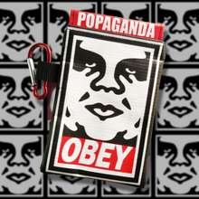 OBEY Hp/Sunglasses Pouch