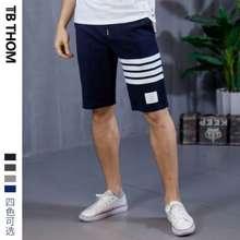 Thom Browne Tb Thom Men'S Cotton Casual Shorts