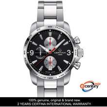 Certina C001.427.11.057.01 Men'S Ds Podium Chronograph Automatic Stainless Steel Bracelet Watch