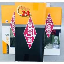 Lee Cooper 046 Man Briefs/ Spender / Seluar Dalam Lelaki / Men Underwear/ 1 Box 5 Pcs All Size Available M-Xxl