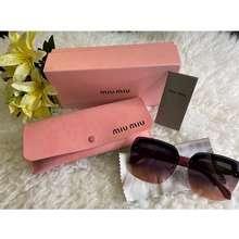 Miu Miu Sunglasses For Women Model - Col02 5907S ( 64-12-148 )