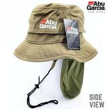 Abu Garcia NEW ORIGINAL WATER RESISTANT HAT