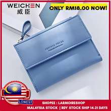 Forever Young 🇰🇷🇰🇷 Ready Stock Malaysia Women Small Pu Leather Wallet & Purse