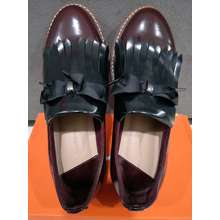 Stradivarius Synthetic Fashion Shoes (Pre-owned Authentic) 仿真皮鞋 (正版;二手)