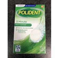 POLIDENT Expiry Date: 12/2022 Fresh Active Denture Cleanser 36'S