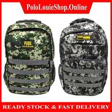 PUBG PoloLouie Bag Backpack Professional Gamer Outdoor Army Military Pack BattleGrounds