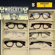 MOSCOT Lemtosh Originals Collection Premium Quality Ready-Stock Spectacles Eyeglasses Optical Prescription Glasses