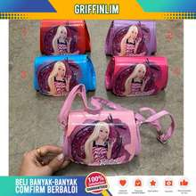 Barbie Ready Stock👍 Girl Kids Hand Bag For Girl Beg Tangan Budak Perempuan Beg Jalan Budak Beg Raya 109