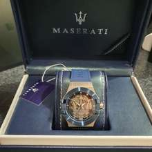 Maserati Mens Watch Special Edition