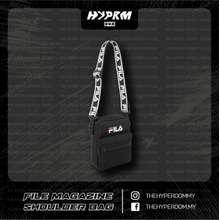 Fila [Ready Stock] Cross Body Bag Sling Bag Shoulder Bag Messenger Bag [Original Item With Box]