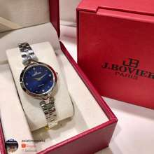 J.Bovier Original B15-Qs356Ls Sapphire Ladies Watch / Jbovier