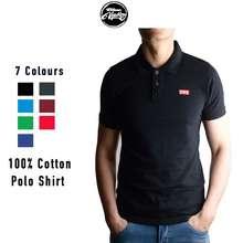 Edwin 100% Cotton Men'S Polo Tee