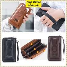Jeep Men Wallet Man Clutch Bag Men Leather Dompet Lelaki Kulit Beg Tangan Lelaki Kulit Beg Duit Lelaki Kulit A762