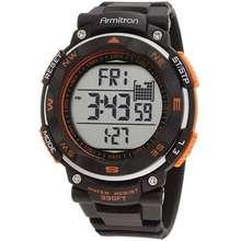 Armitron Sport Men'S Digital Chronograph Resin Strap Watch (53Mm) 40/8254Org