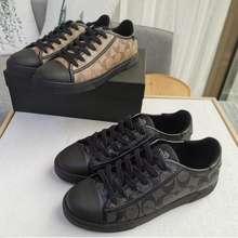 Coach H-3 Fg4412 Men'S Low-Top Trainers Casual Shoes