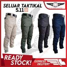 5.11 Tactical Pants / 5.11 Seluar Taktikal, Tahan Lasak, Kualiti Premium Harga Murah