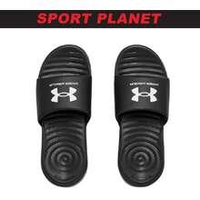 Under Armour Women Ansa Fixed Slides Shoe Kasut Perempuan (3023772-004) Sport Planet 28-25