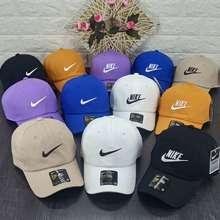 Nike Ready Stock The New Fashion Movement Sun Protection Topi Lelaki Cap For Women