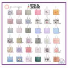 Cotton On [Ready Stock] Foundation Tote Bag (2)