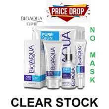 BIOAQUA 2080 - Pure Skin Anti Acne Treatment / Oil Control Set