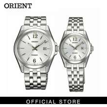 ORIENT His & Her Set Couple Watches (Orsund6004W & Orssz3W004W)