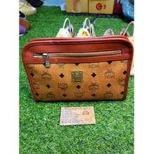MCM Clutch Bag Preloved